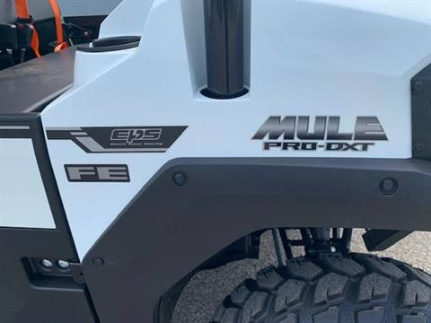 2021 Kawasaki Mule PRO-DXT EPS Diesel FE in Brilliant, Ohio - Photo 2