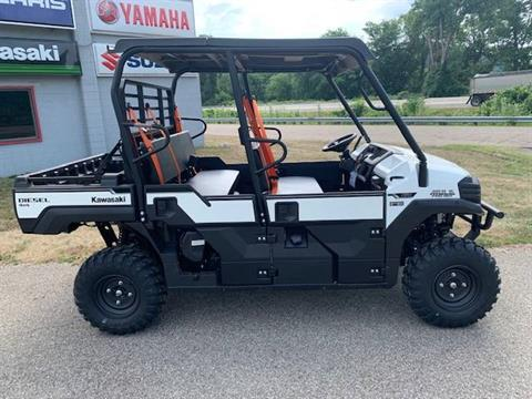 2021 Kawasaki Mule PRO-DXT EPS Diesel FE in Brilliant, Ohio - Photo 4