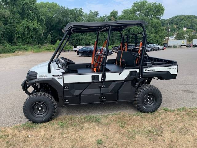 2021 Kawasaki Mule PRO-DXT EPS Diesel FE in Brilliant, Ohio - Photo 8