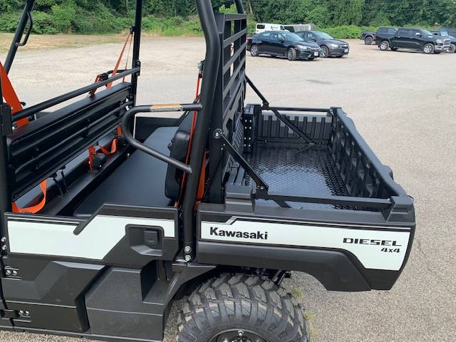 2021 Kawasaki Mule PRO-DXT EPS Diesel FE in Brilliant, Ohio - Photo 10