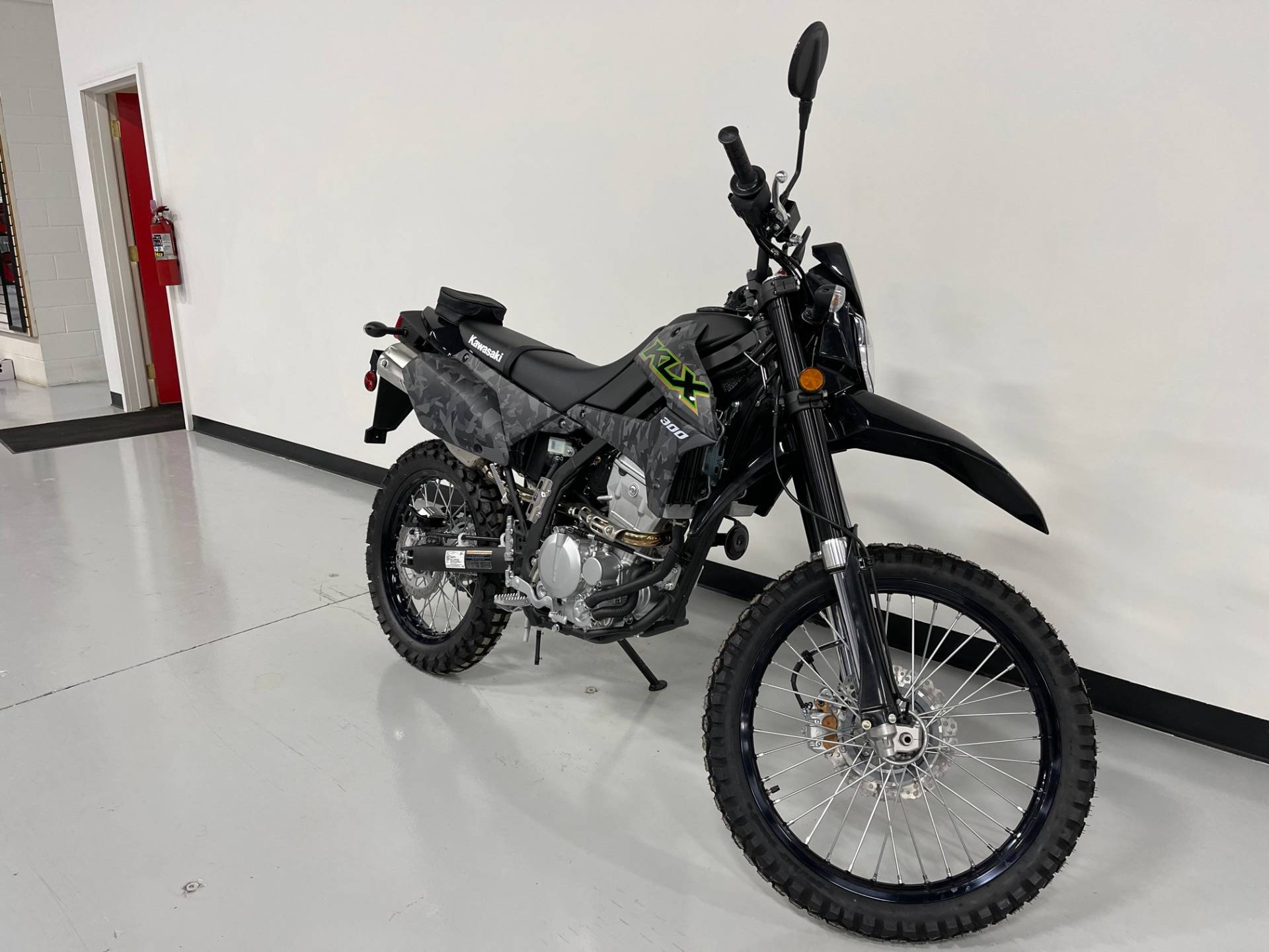 2021 Kawasaki KLX 300 in Brilliant, Ohio - Photo 10