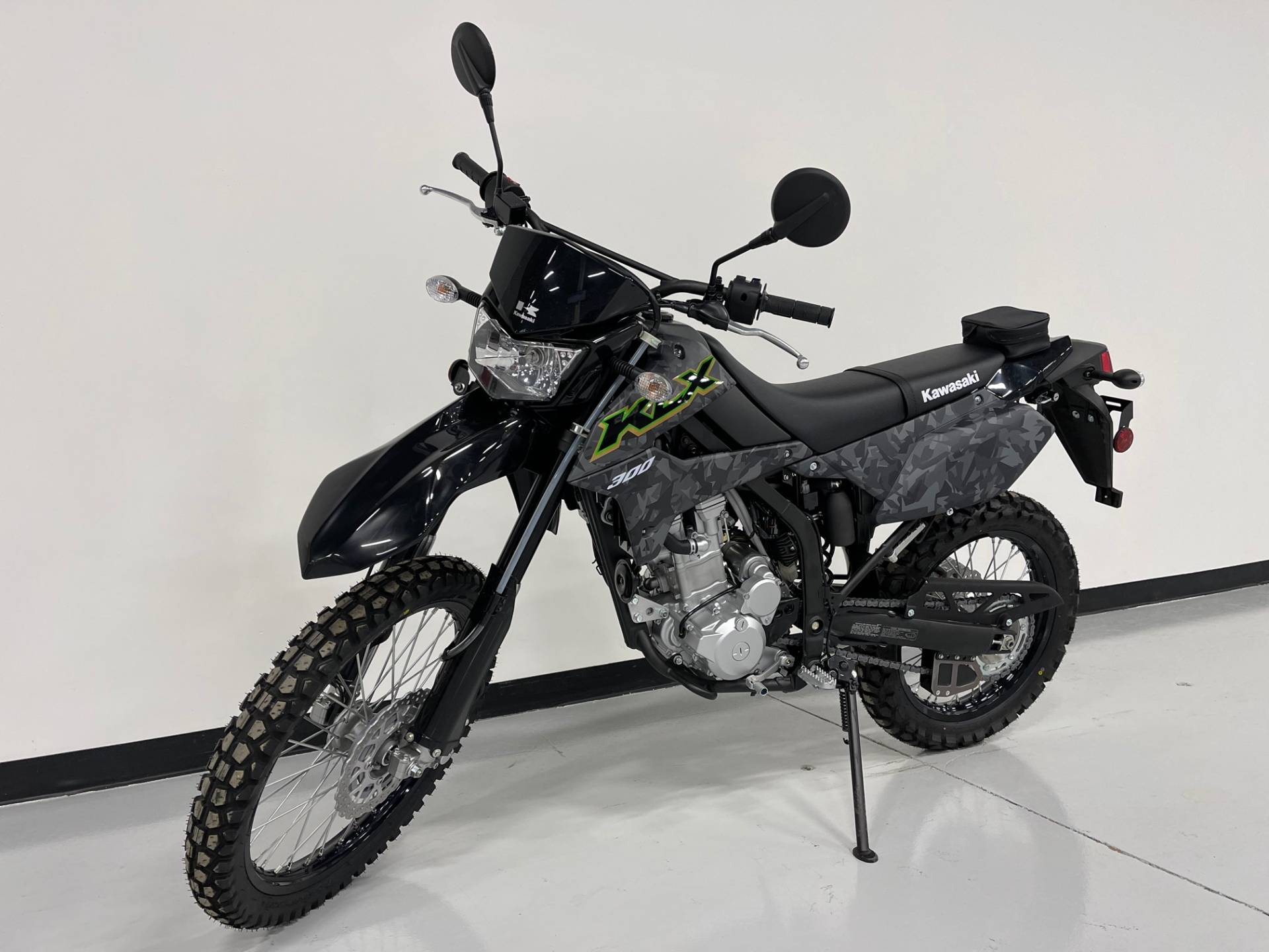 2021 Kawasaki KLX 300 in Brilliant, Ohio - Photo 1