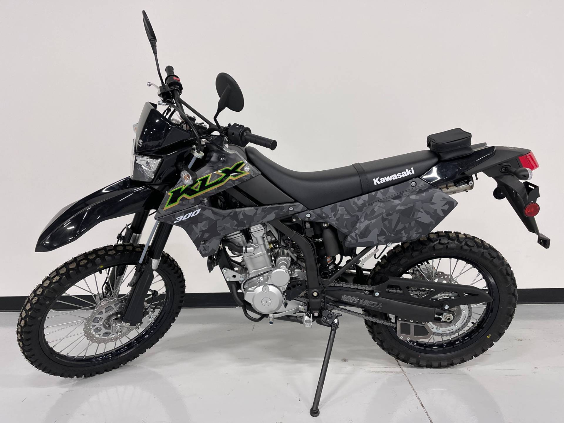 2021 Kawasaki KLX 300 in Brilliant, Ohio - Photo 3