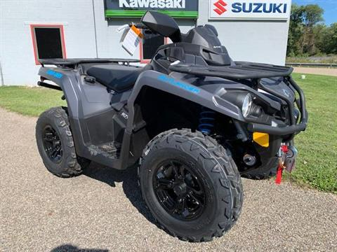 2020 Can-Am Outlander XT 570 in Brilliant, Ohio - Photo 1