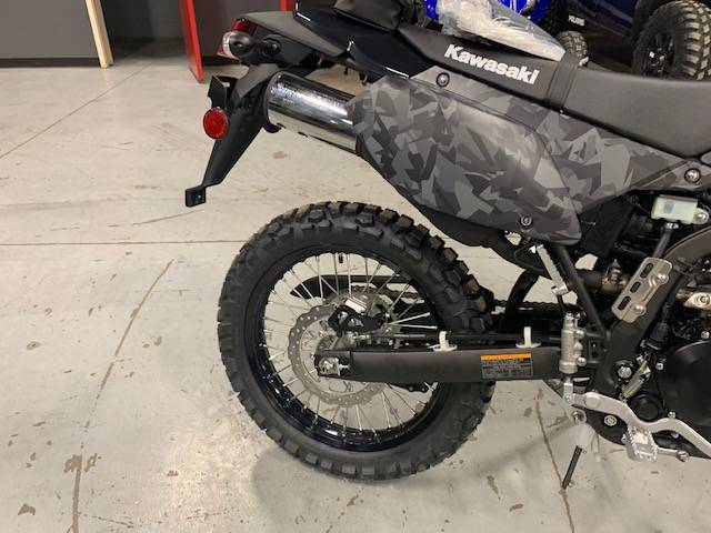 2020 Kawasaki KLX 250 Camo in Brilliant, Ohio - Photo 7