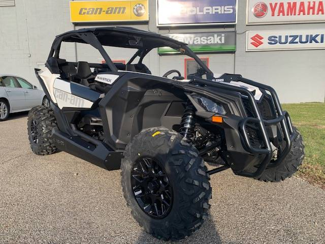 2020 Can-Am Maverick X3 Turbo in Brilliant, Ohio - Photo 14
