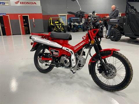 2021 Honda Trail125 ABS in Brilliant, Ohio - Photo 1