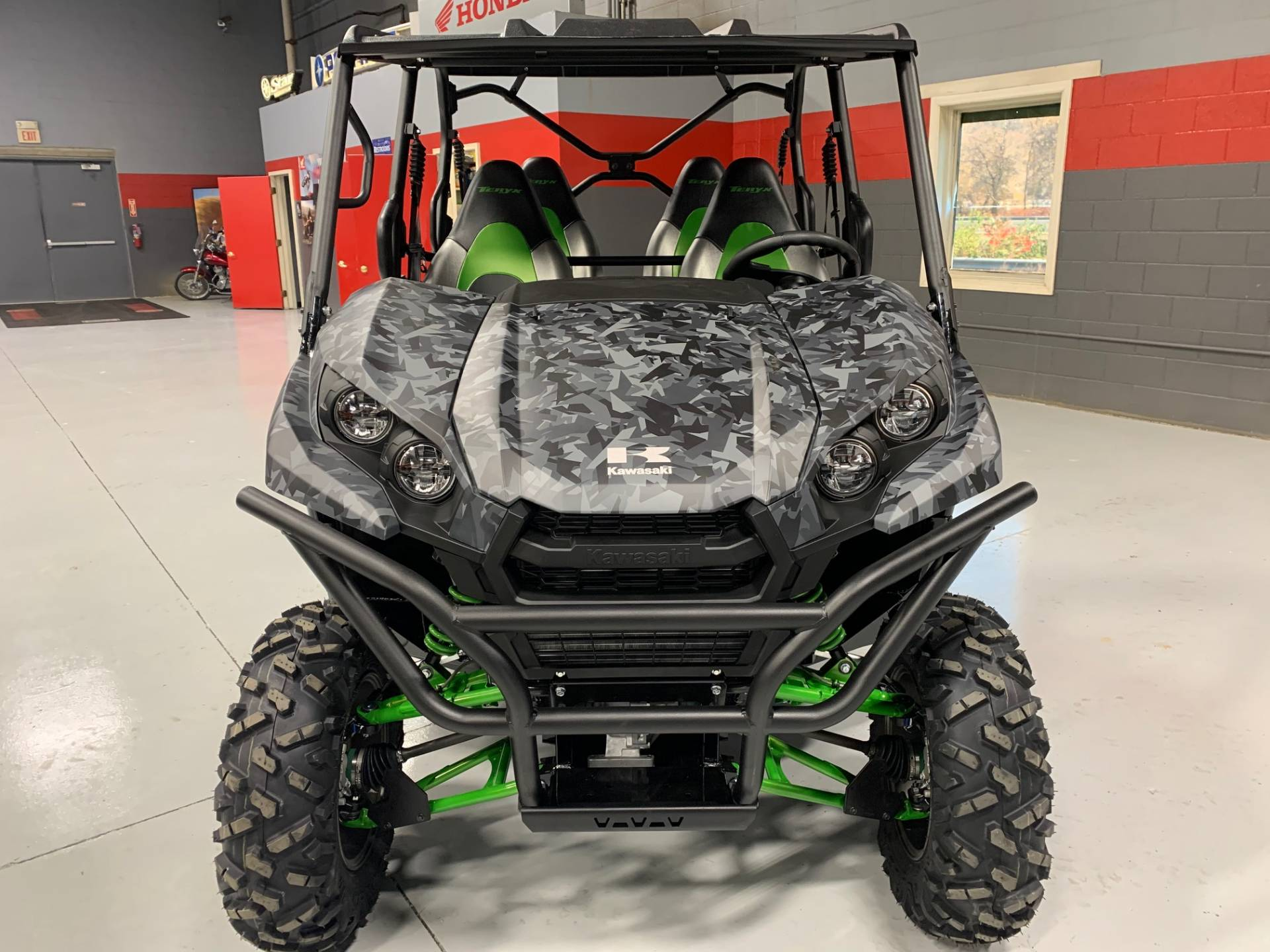 2021 Kawasaki Teryx4 LE in Brilliant, Ohio - Photo 2