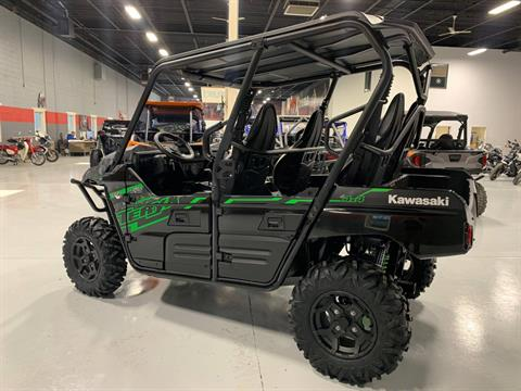 2021 Kawasaki Teryx4 LE in Brilliant, Ohio - Photo 9