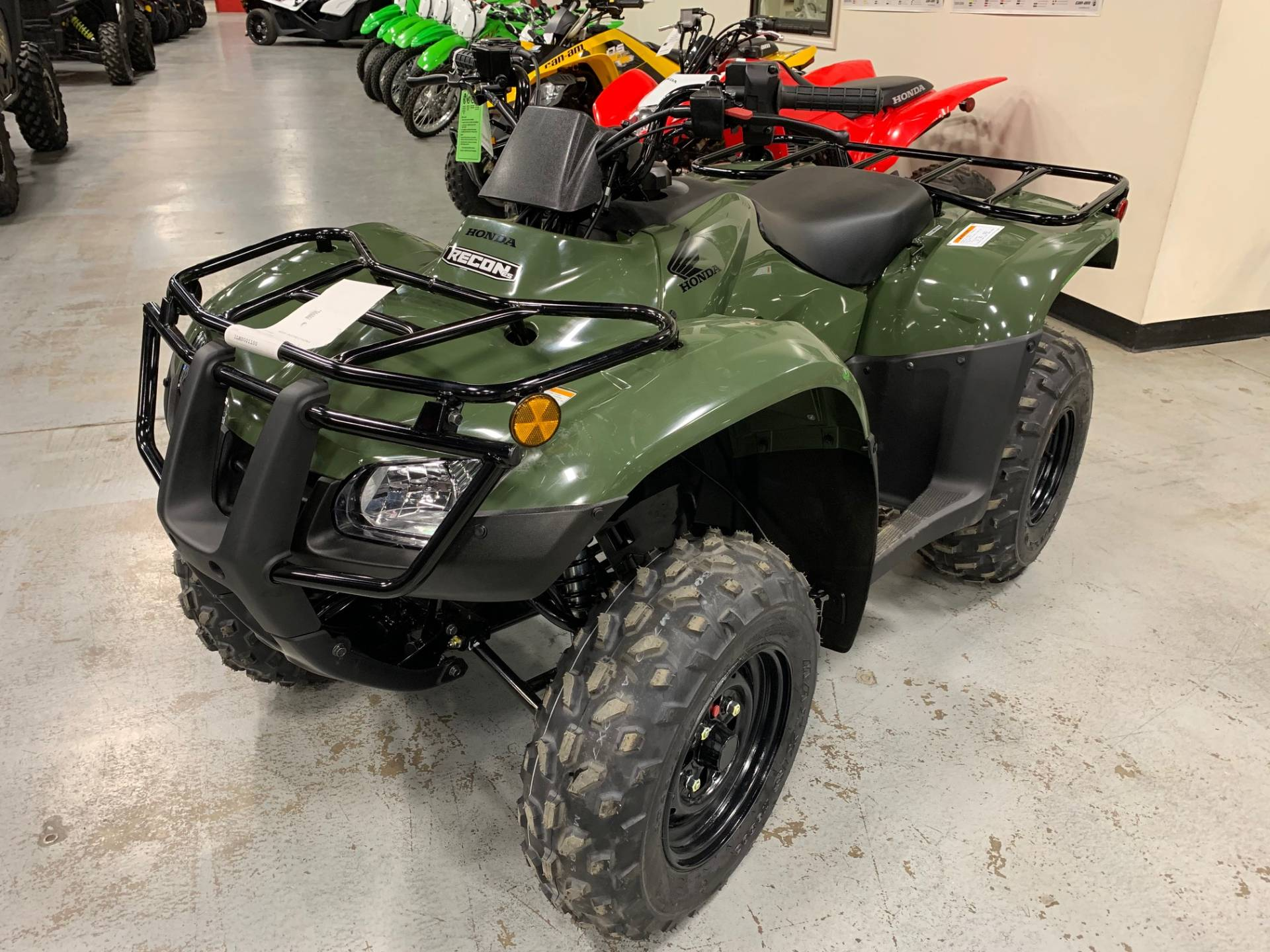 2020 Honda FourTrax Recon ES in Brilliant, Ohio - Photo 3