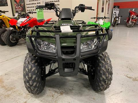 2020 Honda FourTrax Recon ES in Brilliant, Ohio - Photo 5