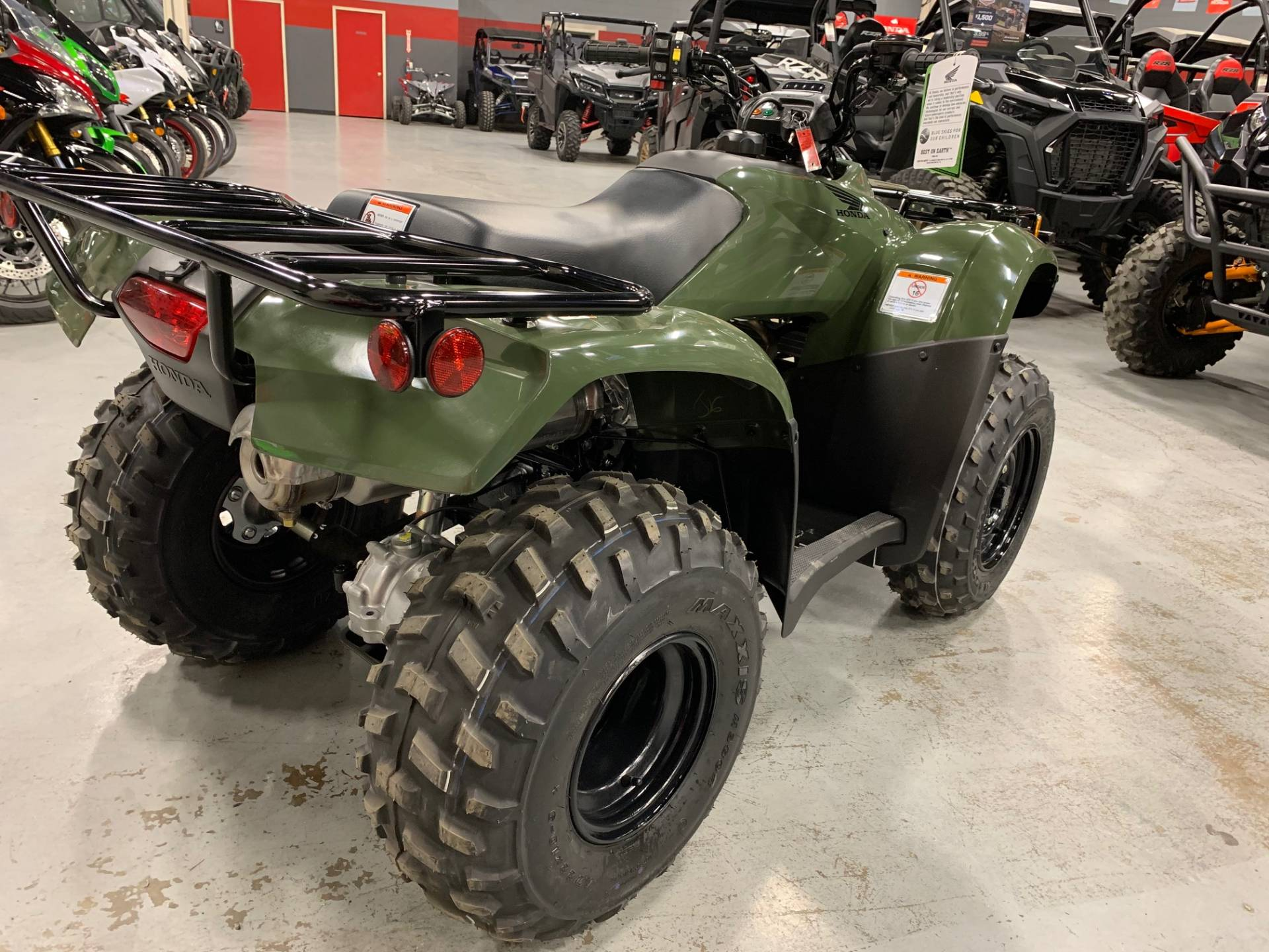 2020 Honda FourTrax Recon ES in Brilliant, Ohio - Photo 8