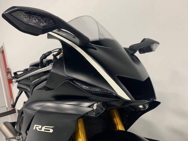 2017 Yamaha YZF-R6 in Brilliant, Ohio - Photo 13