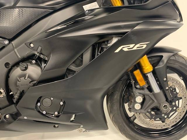 2017 Yamaha YZF-R6 in Brilliant, Ohio - Photo 16