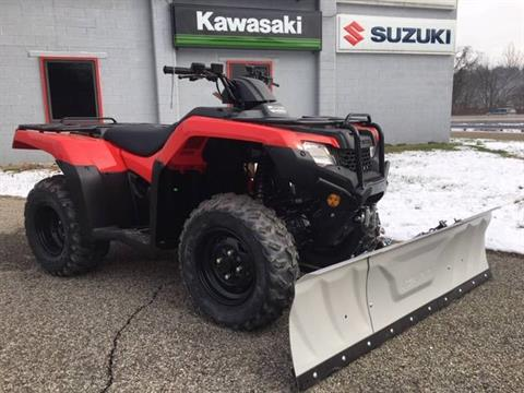 2019 Honda FourTrax Rancher 4x4 ES in Brilliant, Ohio - Photo 1
