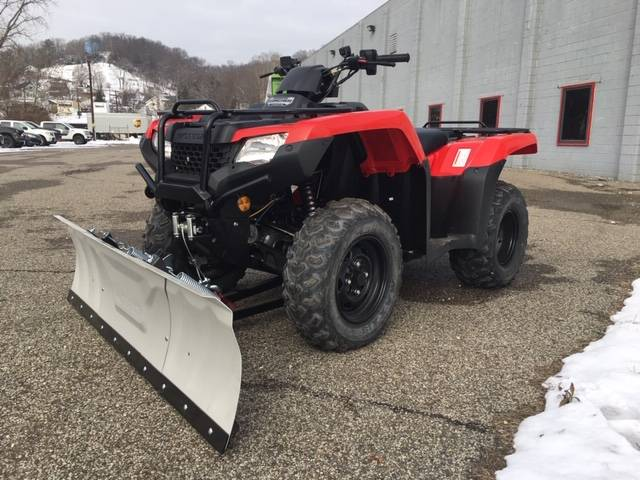 2019 Honda FourTrax Rancher 4x4 ES in Brilliant, Ohio - Photo 4