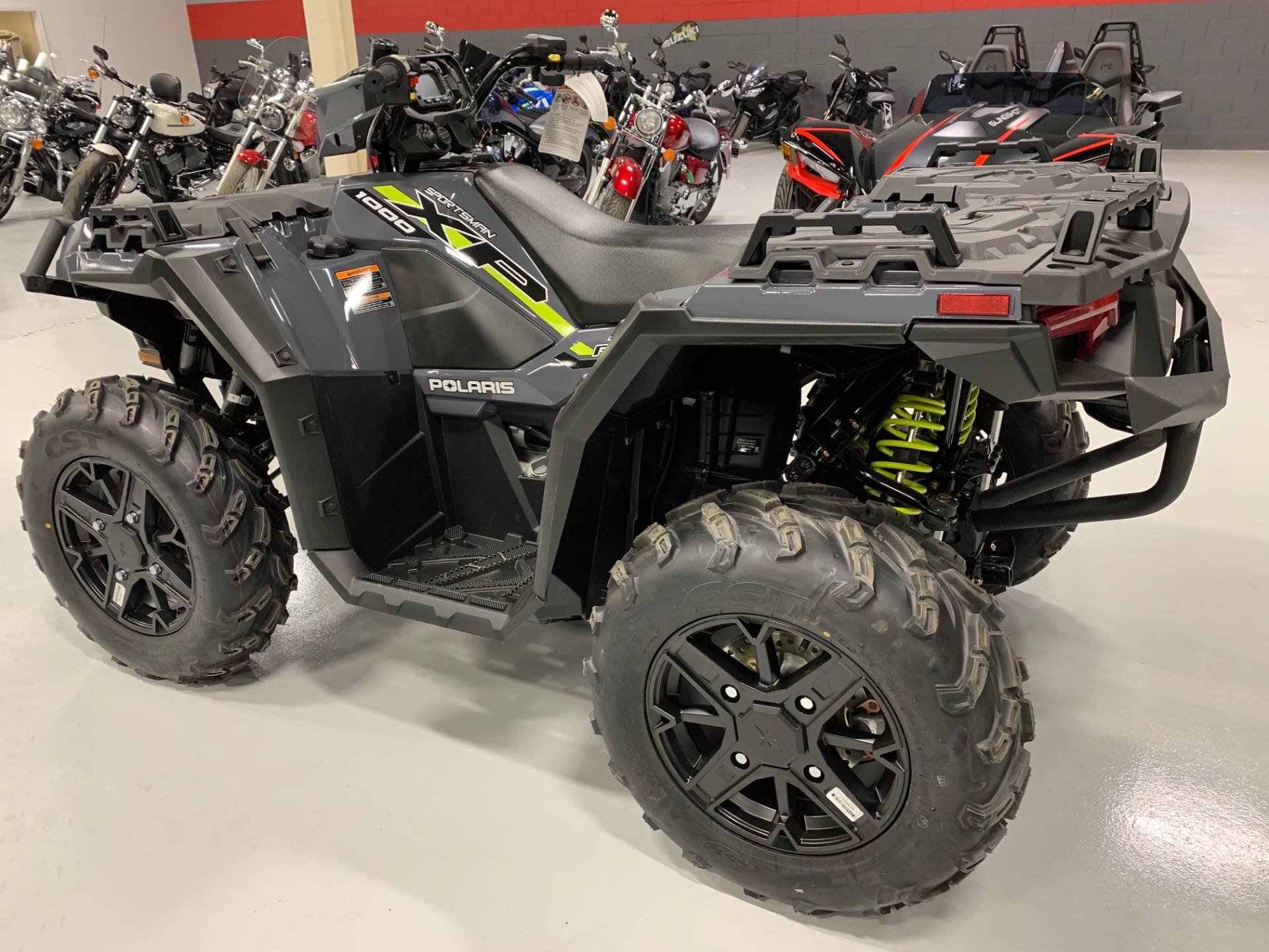 2021 Polaris Sportsman XP 1000 Trail Package in Brilliant, Ohio - Photo 6
