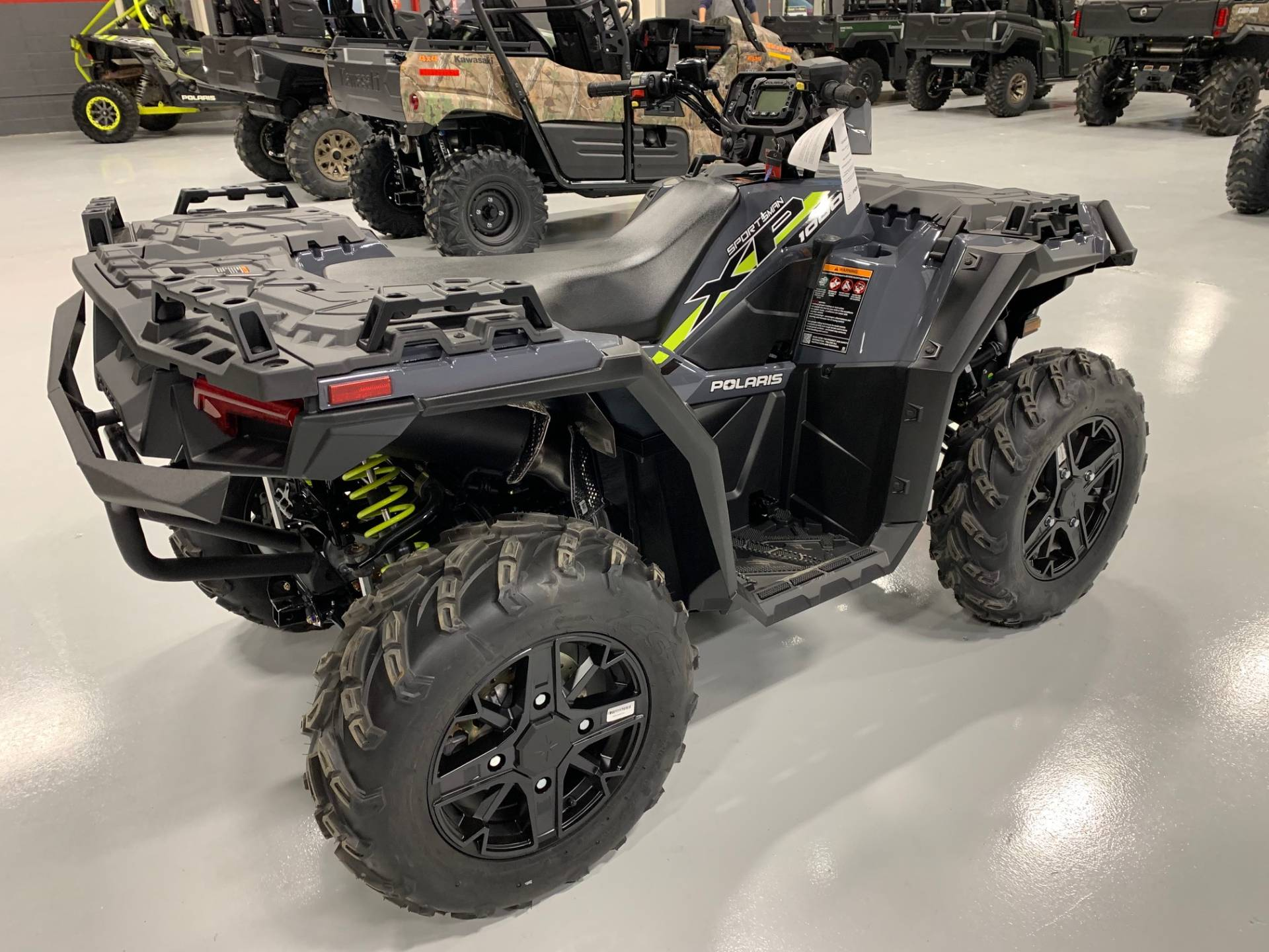 2021 Polaris Sportsman XP 1000 Trail Package in Brilliant, Ohio - Photo 8