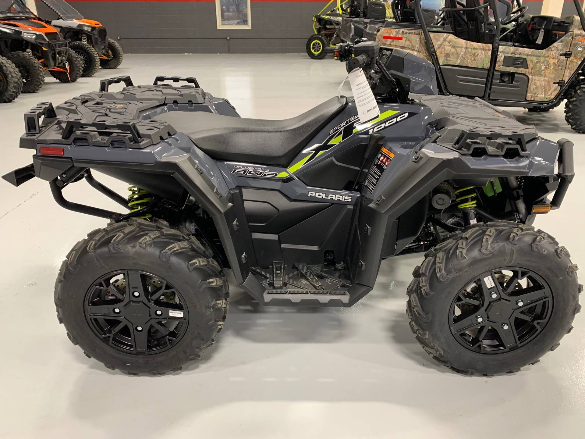 2021 Polaris Sportsman XP 1000 Trail Package in Brilliant, Ohio - Photo 9