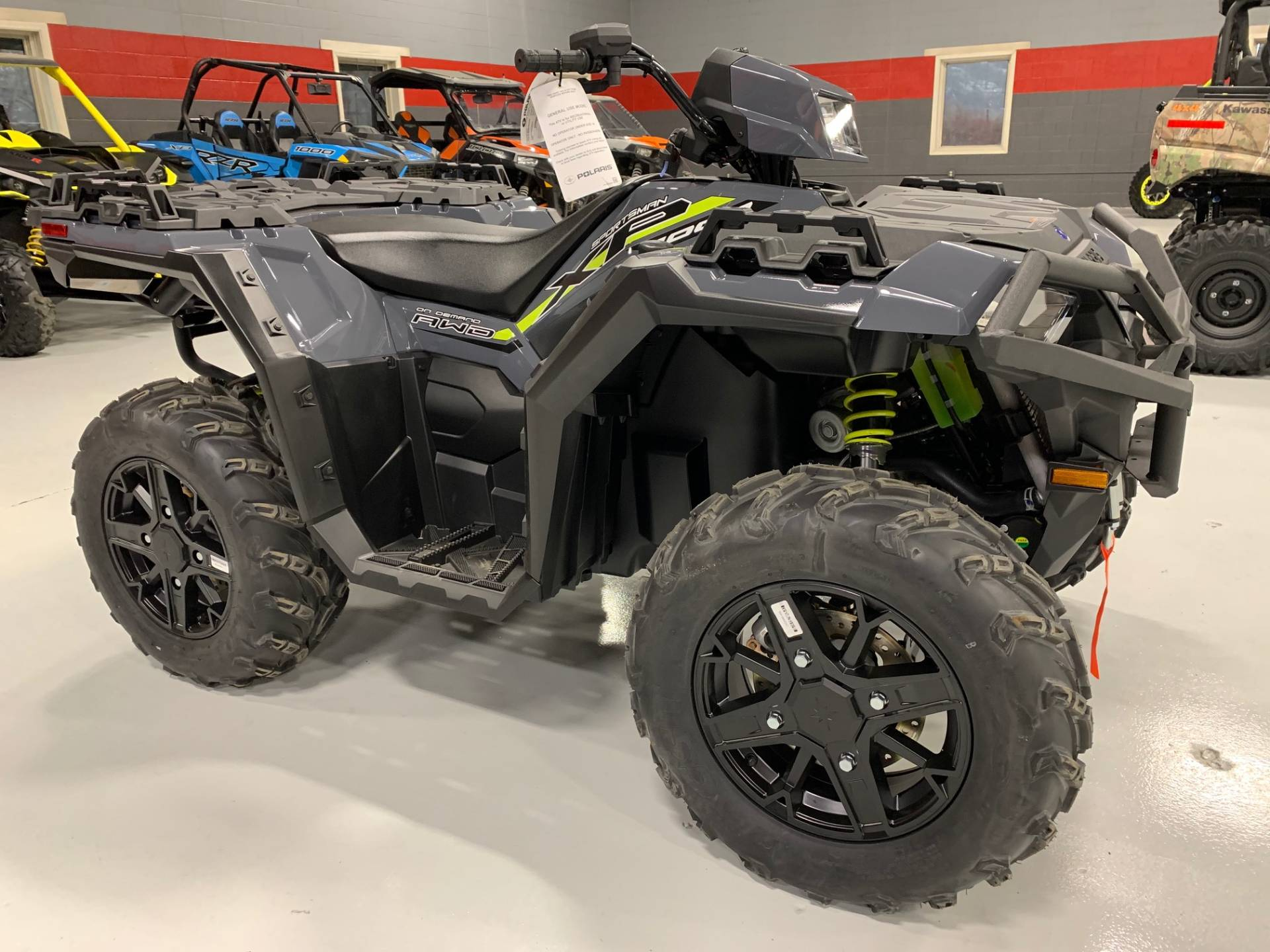 2021 Polaris Sportsman XP 1000 Trail Package in Brilliant, Ohio - Photo 4