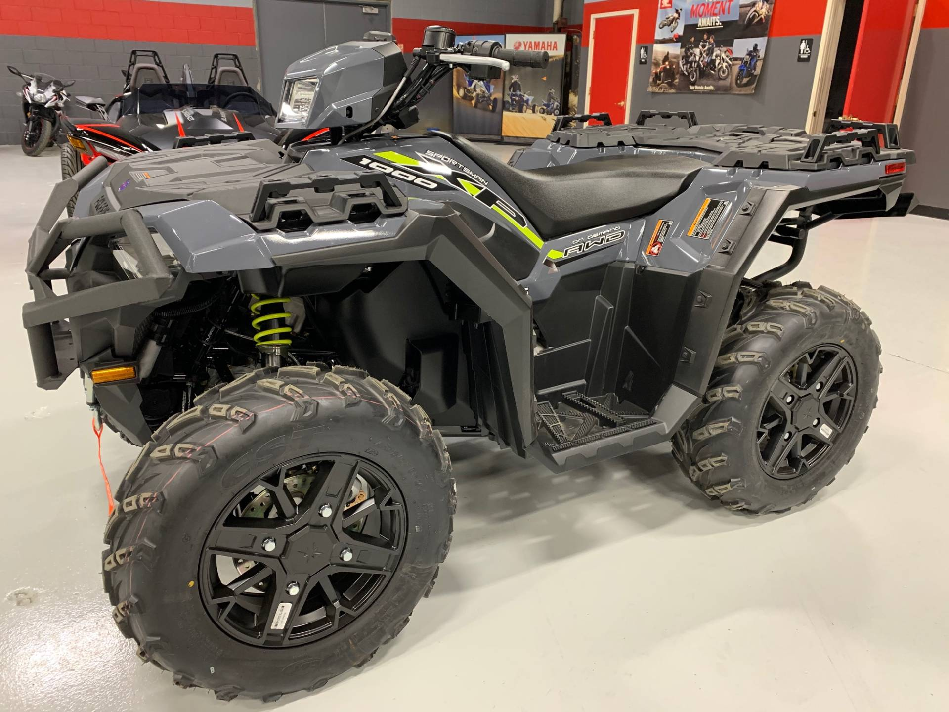 2021 Polaris Sportsman XP 1000 Trail Package in Brilliant, Ohio - Photo 1