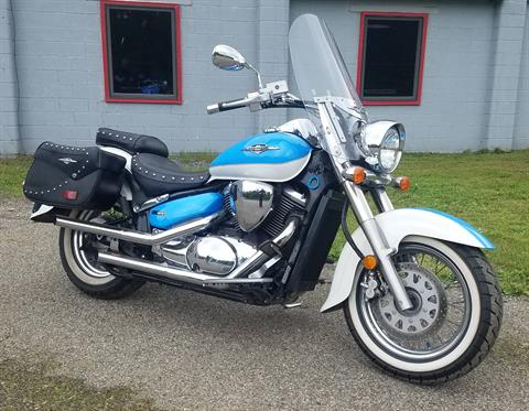 2009 Suzuki Boulevard C50T in Brilliant, Ohio