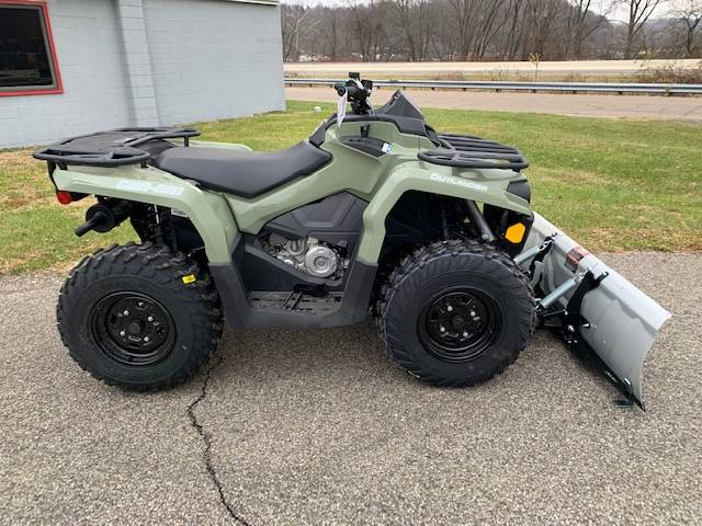 2020 Can-Am Outlander 450 in Brilliant, Ohio - Photo 2