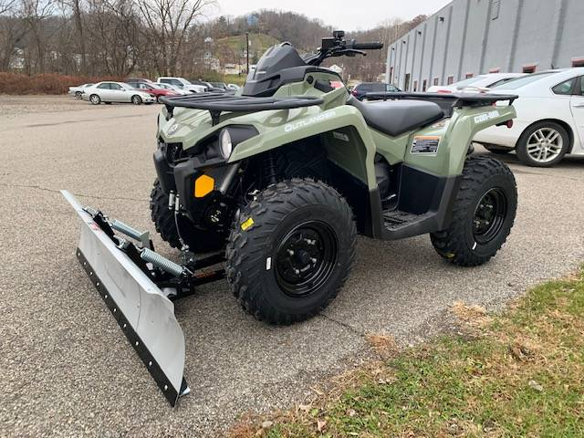 2020 Can-Am Outlander 450 in Brilliant, Ohio - Photo 5