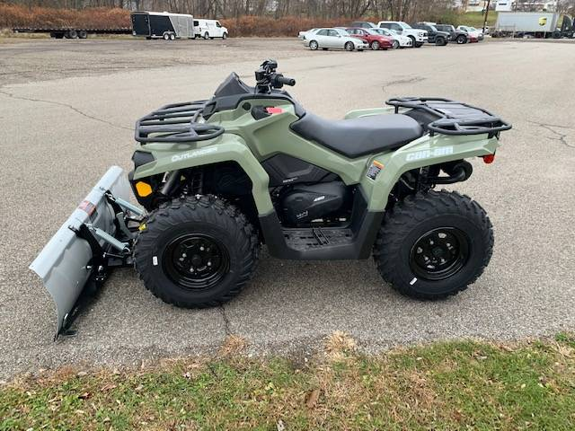 2020 Can-Am Outlander 450 in Brilliant, Ohio - Photo 6