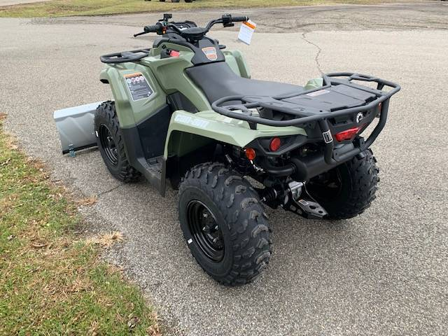 2020 Can-Am Outlander 450 in Brilliant, Ohio - Photo 8