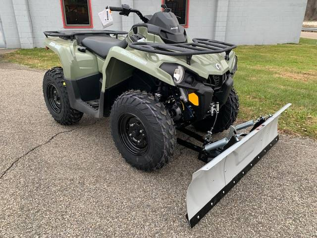 2020 Can-Am Outlander 450 in Brilliant, Ohio - Photo 11
