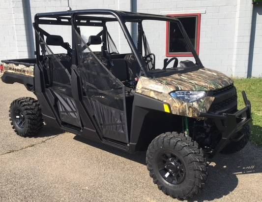 2019 Polaris Ranger Crew XP 1000 EPS Premium for sale 7438