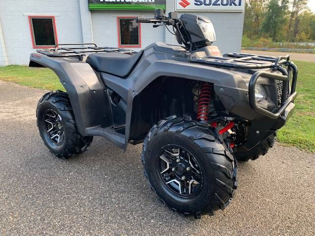 2017 Honda FourTrax Foreman Rubicon 4x4 DCT EPS Deluxe in Brilliant, Ohio - Photo 1