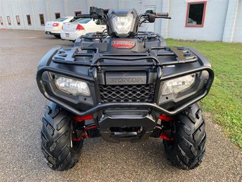 2017 Honda FourTrax Foreman Rubicon 4x4 DCT EPS Deluxe in Brilliant, Ohio - Photo 5