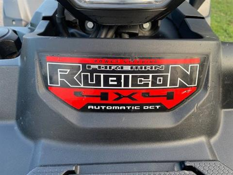 2017 Honda FourTrax Foreman Rubicon 4x4 DCT EPS Deluxe in Brilliant, Ohio - Photo 7