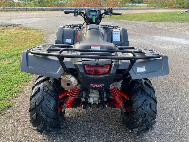 2017 Honda FourTrax Foreman Rubicon 4x4 DCT EPS Deluxe in Brilliant, Ohio - Photo 14