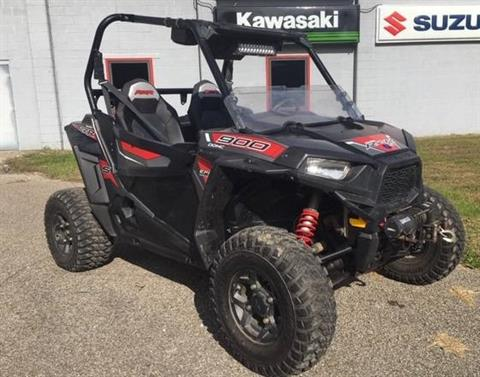 2015 Polaris RZR® S 900 EPS in Brilliant, Ohio