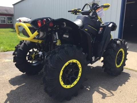2018 Can-Am Renegade X MR 1000R in Brilliant, Ohio - Photo 2