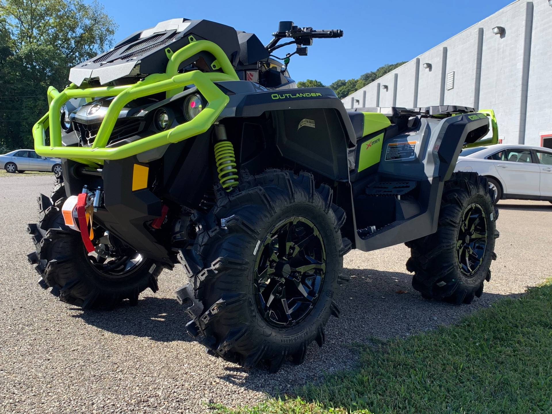 2020 Can-Am Outlander X MR 1000R in Brilliant, Ohio - Photo 8