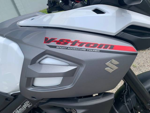 2018 Suzuki V-Strom 1000 in Brilliant, Ohio - Photo 4