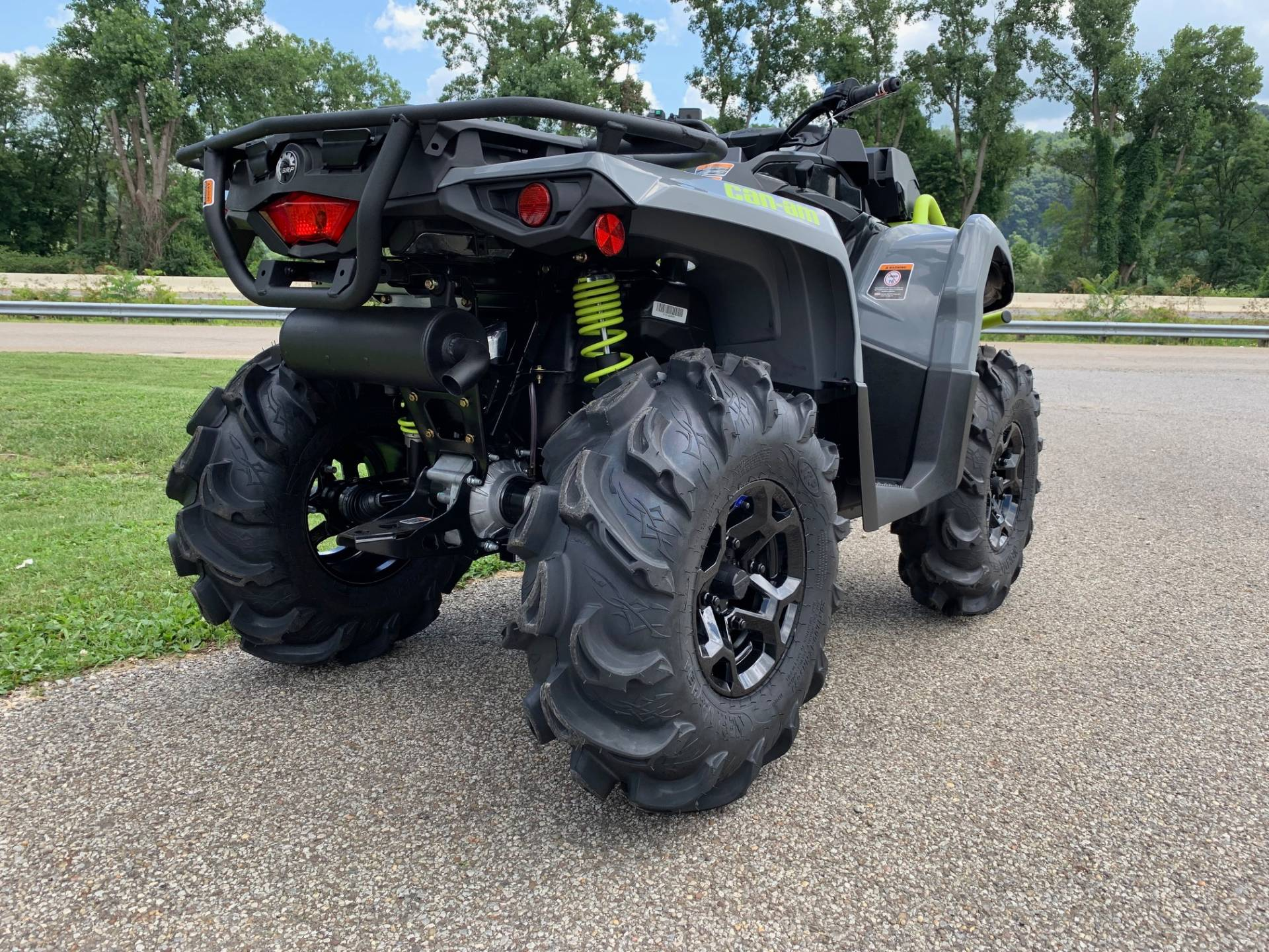 2020 Can-Am Outlander X MR 570 in Brilliant, Ohio - Photo 3