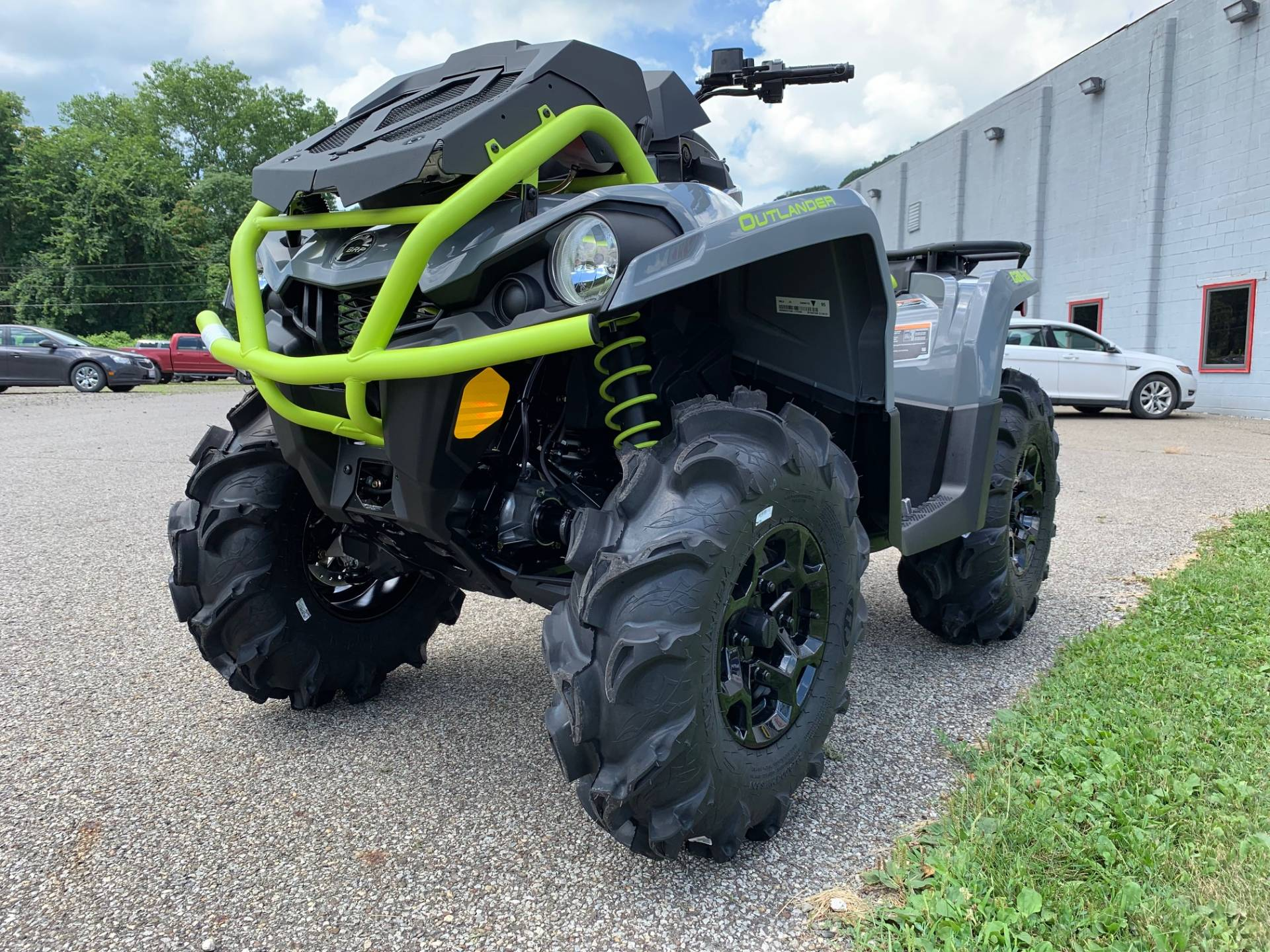 2020 Can-Am Outlander X MR 570 in Brilliant, Ohio - Photo 7