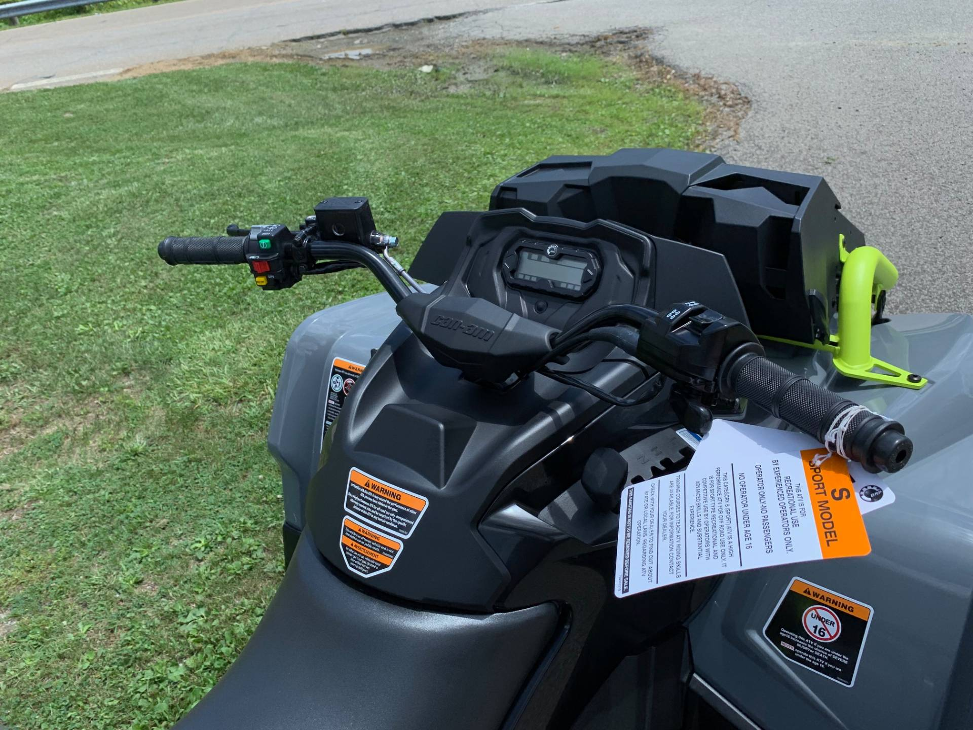 2020 Can-Am Outlander X MR 570 in Brilliant, Ohio - Photo 14