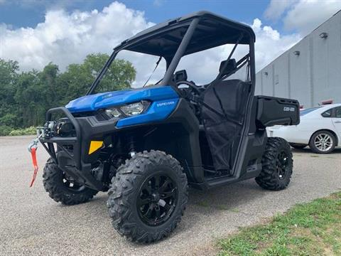2021 Can-Am Defender DPS HD8 in Brilliant, Ohio - Photo 9