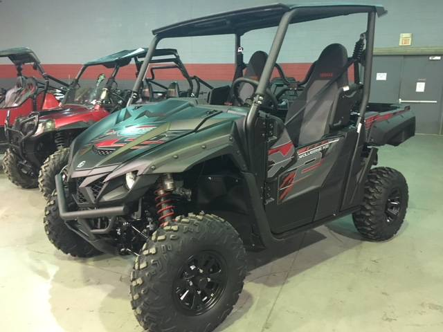 2019 Yamaha Wolverine X2 R-Spec SE for sale 8330