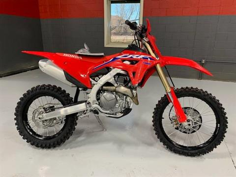 2021 Honda CRF450RX in Brilliant, Ohio - Photo 3
