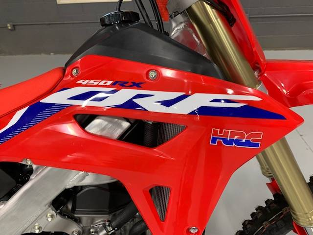 2021 Honda CRF450RX in Brilliant, Ohio - Photo 4