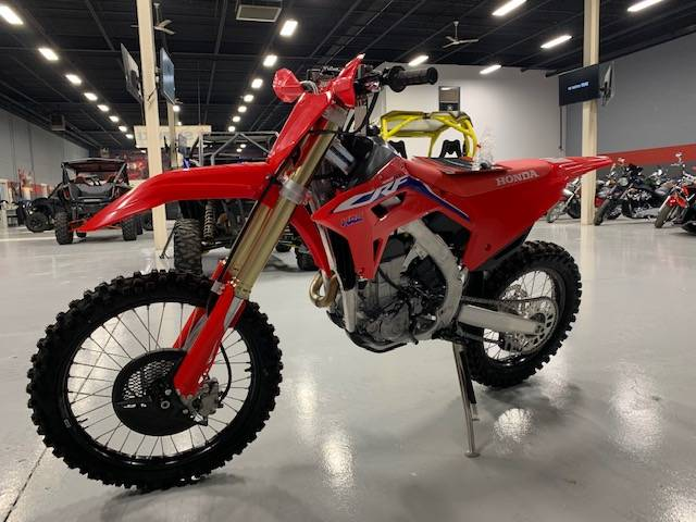 2021 Honda CRF450RX in Brilliant, Ohio - Photo 7