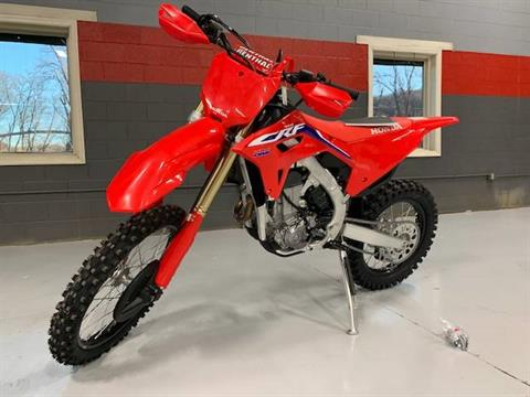 2021 Honda CRF450RX in Brilliant, Ohio - Photo 2