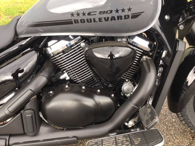 2018 Suzuki Boulevard C90 B.O.S.S. in Brilliant, Ohio - Photo 7